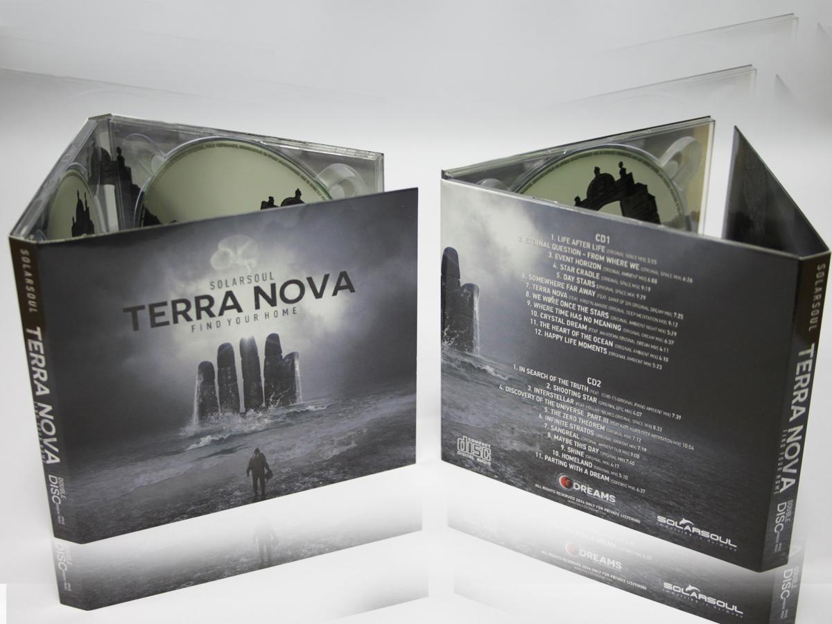TERRA NOVA ‹ Solarsoul|Official site